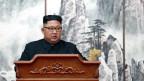 Nordkoreas Machthaber Kim Jong Un.