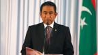 Abdulla Yameen, Präsident der Malediven.