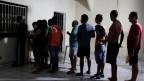 Rund 8 Prozent der Bevölkerung seien 2018 abgewandert. Venezolanische Flüchtlinge bei der Erzdiözese Santo Antonio in Manaus, Brasilien.