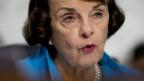 Sie will den Brett Kavanaugh als Höchsten Richter verhindern: Senatorin Dianne Feinstein aus Kalifornien.