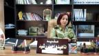 Nahida Ahmad Rashid, Kommandantin des Peschmerga-Frauenregiments in Sulaimaniyya, Irak. Sie hat gegen den IS gekämpft.