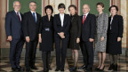 Das waren noch Zeiten - als vier Frauen im Bundesrat vertreten waren.