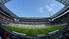 Ein Fussball-Stadion, das an der EM 2024 bespielt wird.