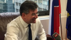 Miroslav Lajcak im Echo-Interview.