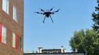 «Mit unserer Drohne können wir feststellen, welcher Kamin die Luft besonders stark verschmutzt.»