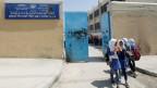 Zu sehen sind palästinensische Flüchtlingskinder in einer von der UNRWA finanzierten Schule in Jordanien.