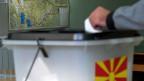 Wahllokal in der Stadt Skopje. Fast zwei Millionen Mazedonier konnten am 30. September in einem nationalen Referendum darüber abstimmen, ob der Name des Landes in «Nordmazedonien» geändert werden soll.