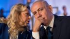 Sara und Benjamin Netanyahu