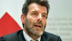 Staatssekretär Roberto Balzaretti an einer Medienkonferenz im September 2018 in Bern.