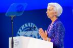 IWF-Chefin Christine Lagarde auf Bali