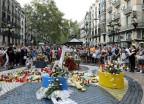 Gedenken an die Terror-Opfer in Barcelona