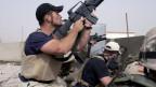 Blackwater-Söldner im September 2007 in Bagdad. Symbolbild.