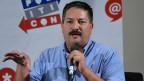 Ironstache nennt man den bekannten Gewerkschafter Randy Bryce in Wisconsin - den eisernen Schnurrbart.