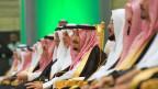 Saudi-Arabiens König Salman bin Abdulaziz Al Saud bei der Einweihung der Haramain-Eisenbahn, die Mekka und Medina mit der Küstenstadt Jeddah, Saudi-Arabien verbindet.