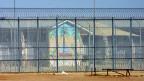 Flüchtlingslager in Woomera, Australien.
