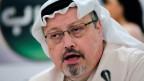 Jamal Khashoggi, getöteter saudi-arabischer Journalist.