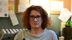 Tamar Tandashvili. Die Georgierin ist Psychoanalytikerin, Schriftstellerin und Menschenrechtlerin.