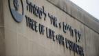 Der Anschlag fand in der «Tree of Life»-Synagoge in Pittsburgh.