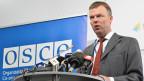 Alexander Hug, stellvertretender Leiter der OSZE-Sondermission in der Ukraine.