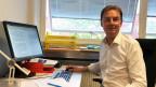Jakob Westberg, Forscher und Dozent an der Stockholmer Militärakademie