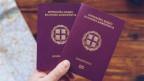 Pass und Staatsbürgerschaft gegen Investitionen.