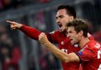 Dauergast in der Champions League: Bayern München