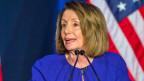 Nancy Pelosi, Vorsitzende der Demokraten im Repräsentantenhaus.