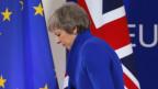 Jetzt warten die nächsten Hürden auf die britische Premierministerin Theresa May
