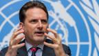 Pierre Krähenbühl ist Generalkommissar des Palästinenserhilfswerks der Vereinten Nationen Unrwa.