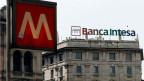 Die Unsicherheit trifft und schwächt auch die italienischen Banken.