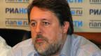 Der russische Filmregisseur Vitali Manski.