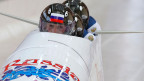 Alexander Subkow ist Bob-Olympiasieger. Aber nur in Russland.