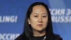 Meng Wanzhou, Finanzchefin von Huawei. Die ganze Welt rätselt, weshalb sie in Vancouver festgenommen wurde.