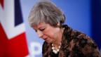 Theresa May, britische Premierministerin.