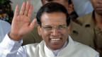 Maithripala Sirisena, Präsident in Sri Lanka.