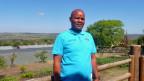 Thube Zondi von der Vereinigung afrikanischer Farmer.