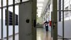 Symbolbild. Ein Gefängnis in den USA.