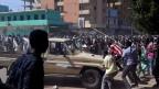 Unruhen in Sudan
