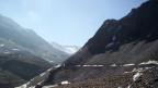 Das Karakorum-Massiv im pakistanischen Himalaja.