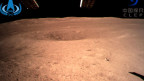 Das erste Bild von der anderen Seite des Mondes von der chinesischen «Chang'e-4»-Sonde aufgenommen.