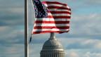 Das US-Kapitol in Washington, USA.