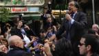 Rebelliert gegen das ein Gesetz der italienischen Regierung: Bürgermeister Leoluca Orlando