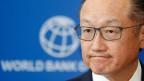 Präsident der Weltbank, Jim Yong Kim.