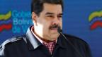 Nicolas Maduro, Präsident von Venezuela.