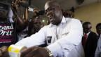Oppositionskandidat Felix Tshisekedi gewinnt die Wahlen im Kongo.