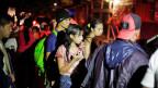 Von Honduras macht sich eine neue Karawane von Migranten in Richtung USA auf.