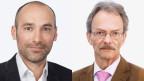 Der EU-KorrespondentOliver Washington (li) und der Grossbritannien-Korrespondent Martin Alioth (re) sprechen über die Folgen der Brexit-Abstimmung im britischen Parlament.