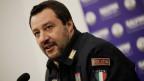Der italienische Innenminister Matteo Salvini.