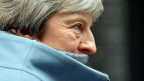 Die britische Premierministerin Theresa May am 21. Januar 2019.