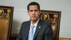Juan Guaido, Parlamentspräsident von Venezuela.
